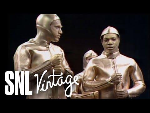 Oscar Statuettes  SNL