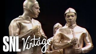 Oscar Statuettes - SNL