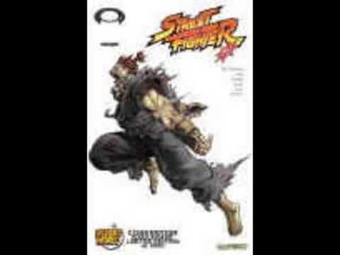 Master Of The Fist (20th Anniversary Akuma Tribute)