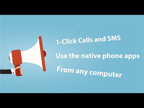 Tips : Launch your mobile calls directly from the PC