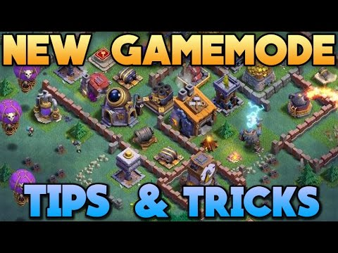 Clash of Clans | New Update Night World TIPS & TRICKS! (2nd Village Guide) Attack/Defence Strategies