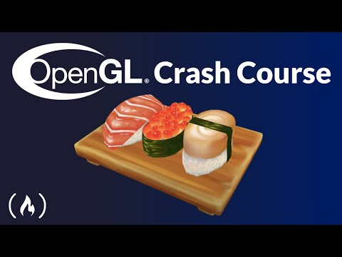 OpenGL Course - Create 3D and 2D Graphics With C++