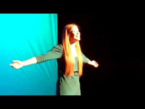 The World Above (The Little Mermaid) - Kimberly Lambertson