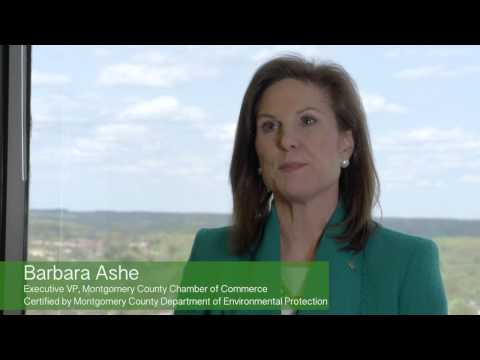 Montgomery County Green Business Certification Program Promotional Video