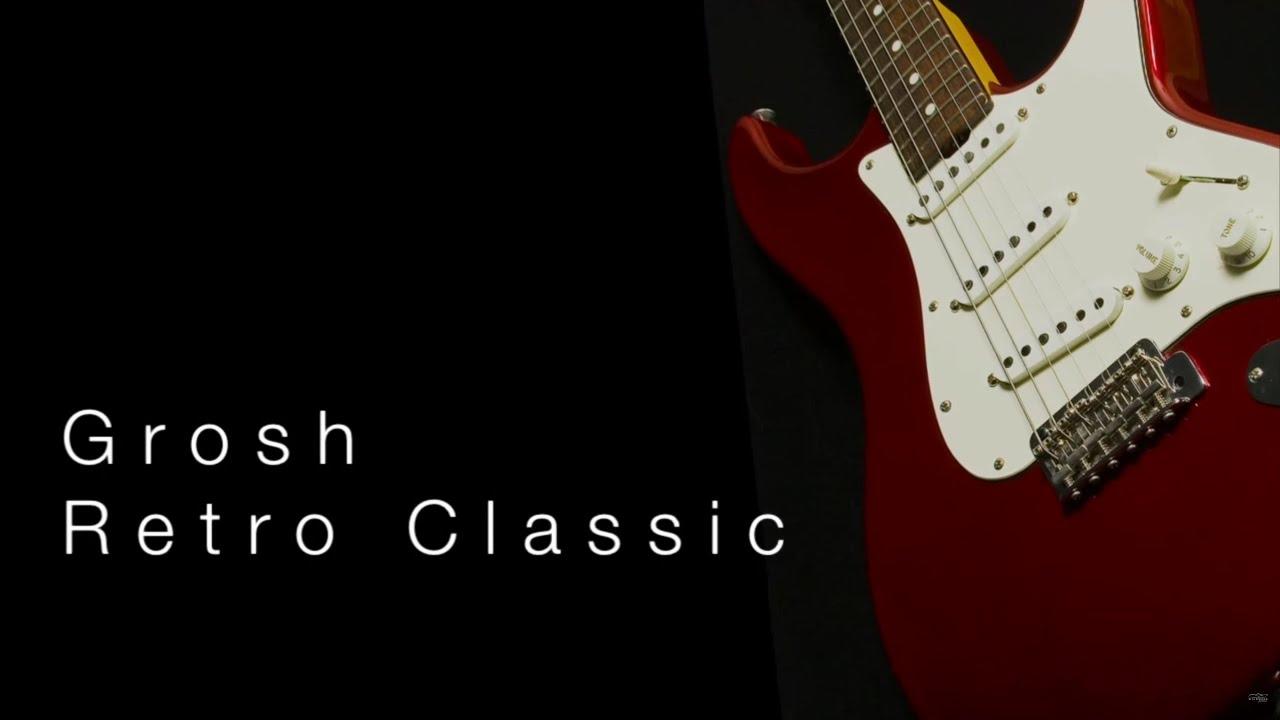 60s Fat - Grosh Guitars