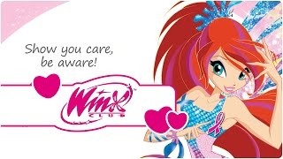 Winx Club - A fairy message for you mom from Bloom