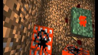 Minecraft механизмы  Ловушка для лесорубов(, 2013-06-11T06:36:03.000Z)