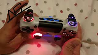 "PS4 Controller DTFS LED Kit from ""eXtremeRate"" By:NSC"