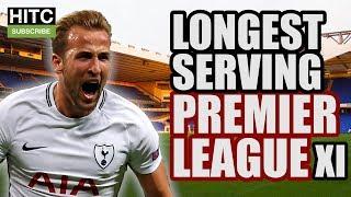 Current Longest-Serving PREMIER LEAGUE XI