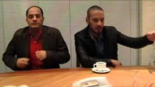 """Entrevista Exclusiva elenco """"El Cartel de los Sapos"""""""