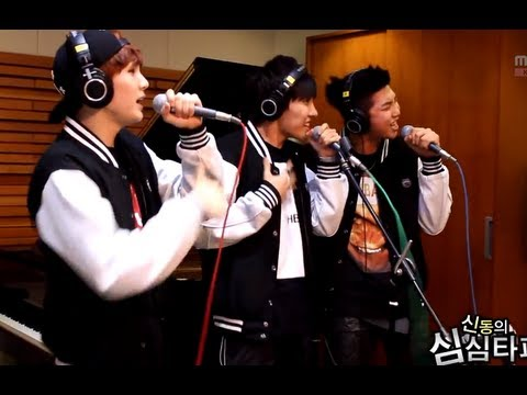 신동의 심심타파 - BTS - Satoori Rap, 방탄소년단 - 팔도강산 20131001