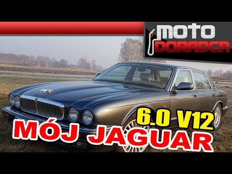 Jaguar XJ 6.0 V12 - test i opinia #275 MOTO DORADCA