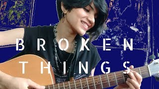 Broken Things- Matthew West (Cover) | Miraculous Mondays