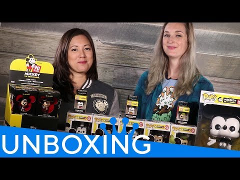 Mickeys 90th Anniversary Unboxing