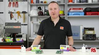Raspberry Pi 3 Model B vs. Raspberry Pi 2 Model B | RS Components