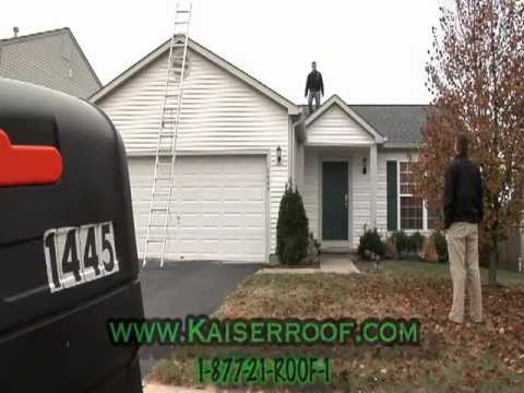 Kaiser Siding And Roofing Llc Residential Roofs