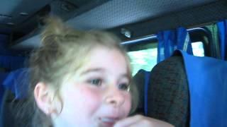 Семья на Кавказе. На микроавтобусе на речку. Дмитрий Воронцов.(, 2015-05-28T23:46:37.000Z)