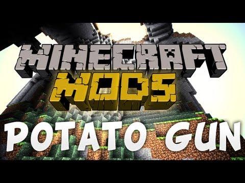 minecraft-mods---potato-gun