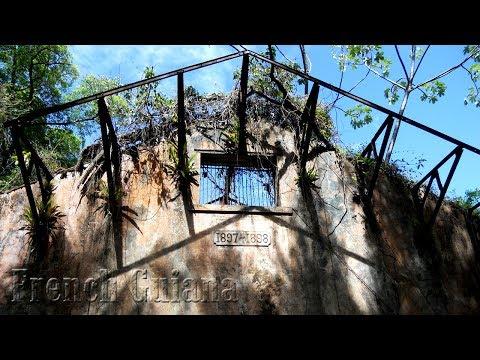 My trip to French Guiana / Devil's Island 2011
