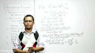 Quipper Video  - Matematika - SBMPTN