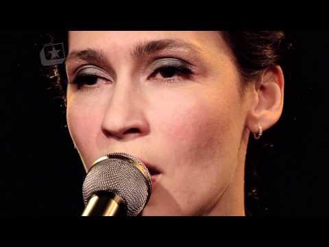 """Marina De La Riva em """"Juracy"""" no Estúdio Showlivre 2012"""