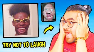 🤣 TRY NOT TO LAUGH with Hitesh KS | AUGUST 2020 🤣
