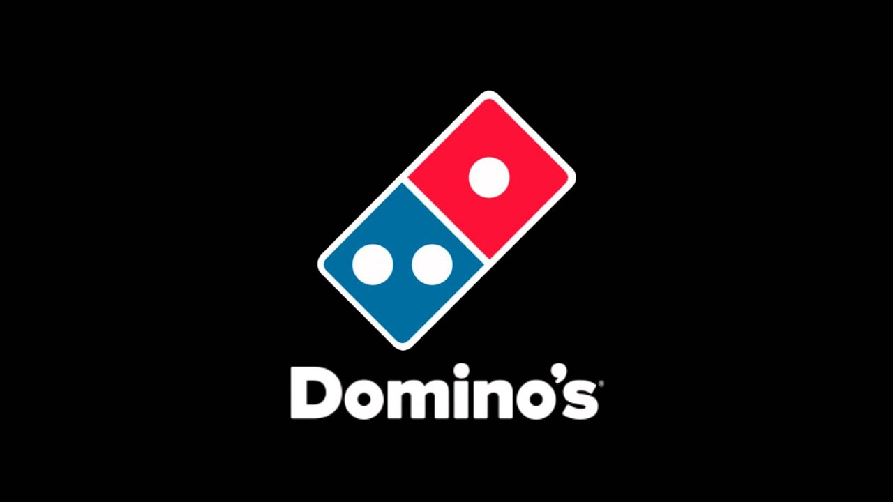 Domino's Logo - YouTube Dominos Pizza