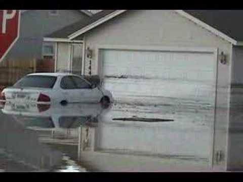 Fernley Nevada Flood January 5, 2008