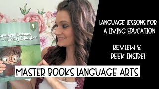 Language Lessons for a Living Education | Master Books Curriculum