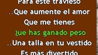 Karaokanta - Sergio Vega - Cuando te lavas la cara
