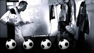 ADAM & JOE: THE FOOTIE SONG