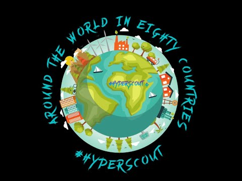 Day 10 - HyperScout Visits Lithuania - Around the World in 80- Countries