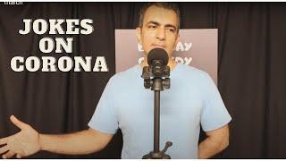 Funny jokes on corona virus | clean comedy indian | dry humour
