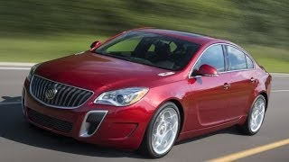 2014 Buick Regal GS 0-60 MPH First Drive Review