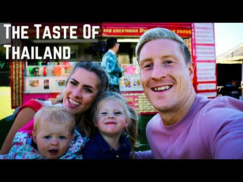 Thai Food Festival Cambridge - CHF Vlog 44