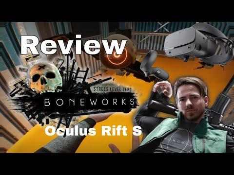 Boneworks Review on Oculus Rift S