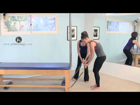 Quick Standing Tower Workout Classical Pilates