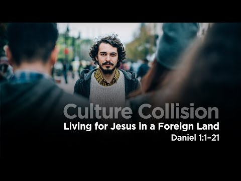 """Living For Jesus in a Foreign Land"" 