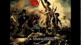 La Marseillaise (Hymne National EN ENTIER) par Grégoire