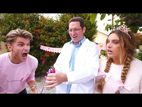 Are We Having a Boy or a Girl?! | Lele Pons & Twan Kuyper