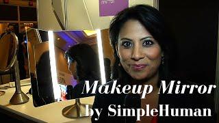 Video Beauty Tech: SimpleHuman Makeup Mirror download MP3, 3GP, MP4, WEBM, AVI, FLV Juli 2018