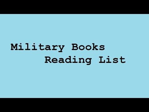 Military Books Reading List: Marine!