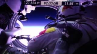 Felix Baumgartner Teil 2 - ein Stuhl im Orbit - Aufstieg und Sprung im Zeitraffer