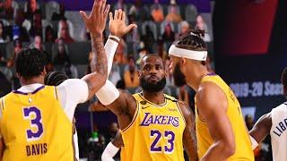 LeBron Game Winner & Clutch Defense Clippers! 2020 NBA Orlando Bubble
