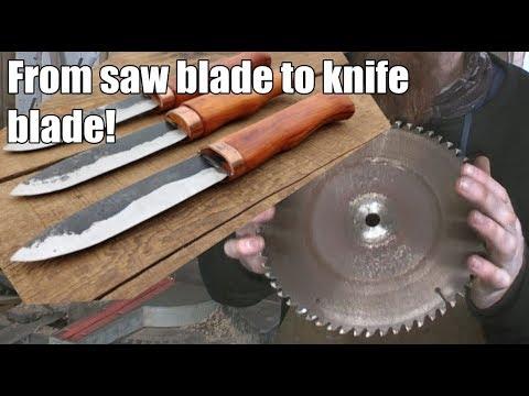 Viking knife revisited