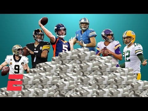 Why aren&39;t the NFL&39;s best QBs the best-paid QBs?
