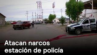 Narcos atacan comisaría - Narcotráfico - En Punto con Denise Maerker thumbnail