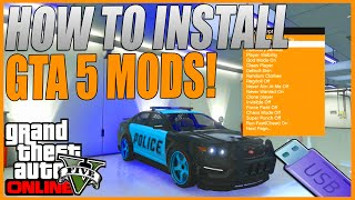 How To Install GTA 5 Mods With A USB For Xbox 360
