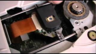 Jak funguje: DVD Mechanika