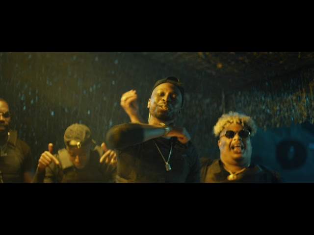 DADJU - Sans thème remix ft. Alonzo x MHD x Naza x Vegedream (Clip Officiel)